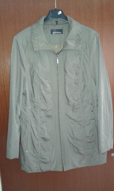 Dámsky prechodný kabát č. 48 - Obrázok č. 1