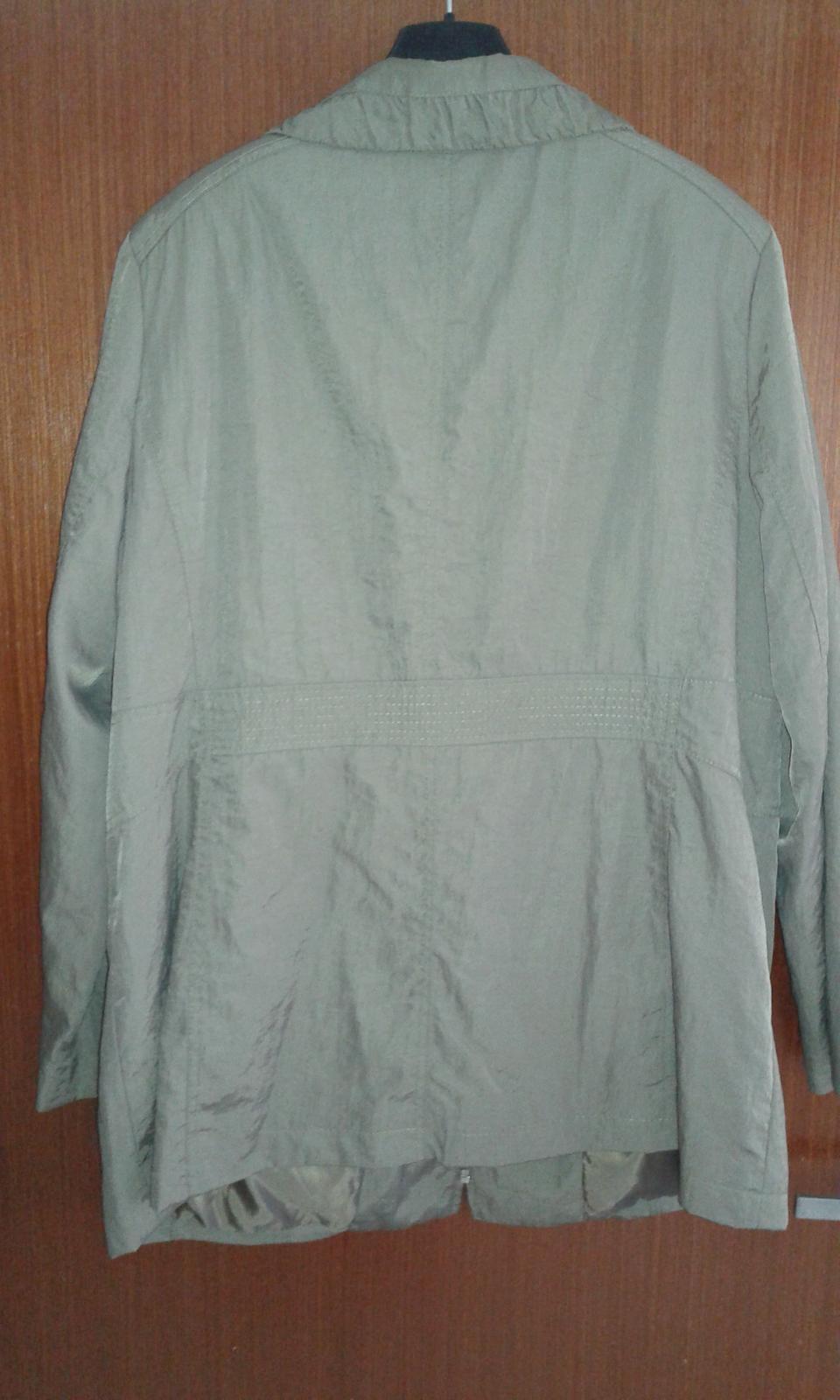 Dámsky prechodný kabát č. 48 - Obrázok č. 2