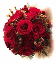 Svatební kytice,taková se mi líbí