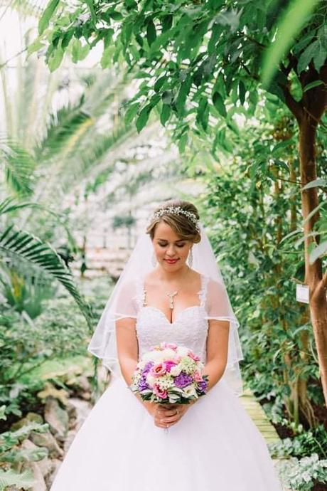 Svadobné šaty veľkosť M - Obrázok č. 3