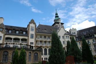 Svadobna cesta - Palotaszallo v Madarsku