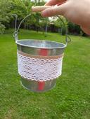 mix kbelíků na kytice,