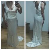 Svadobné šaty/popolnočné , 36