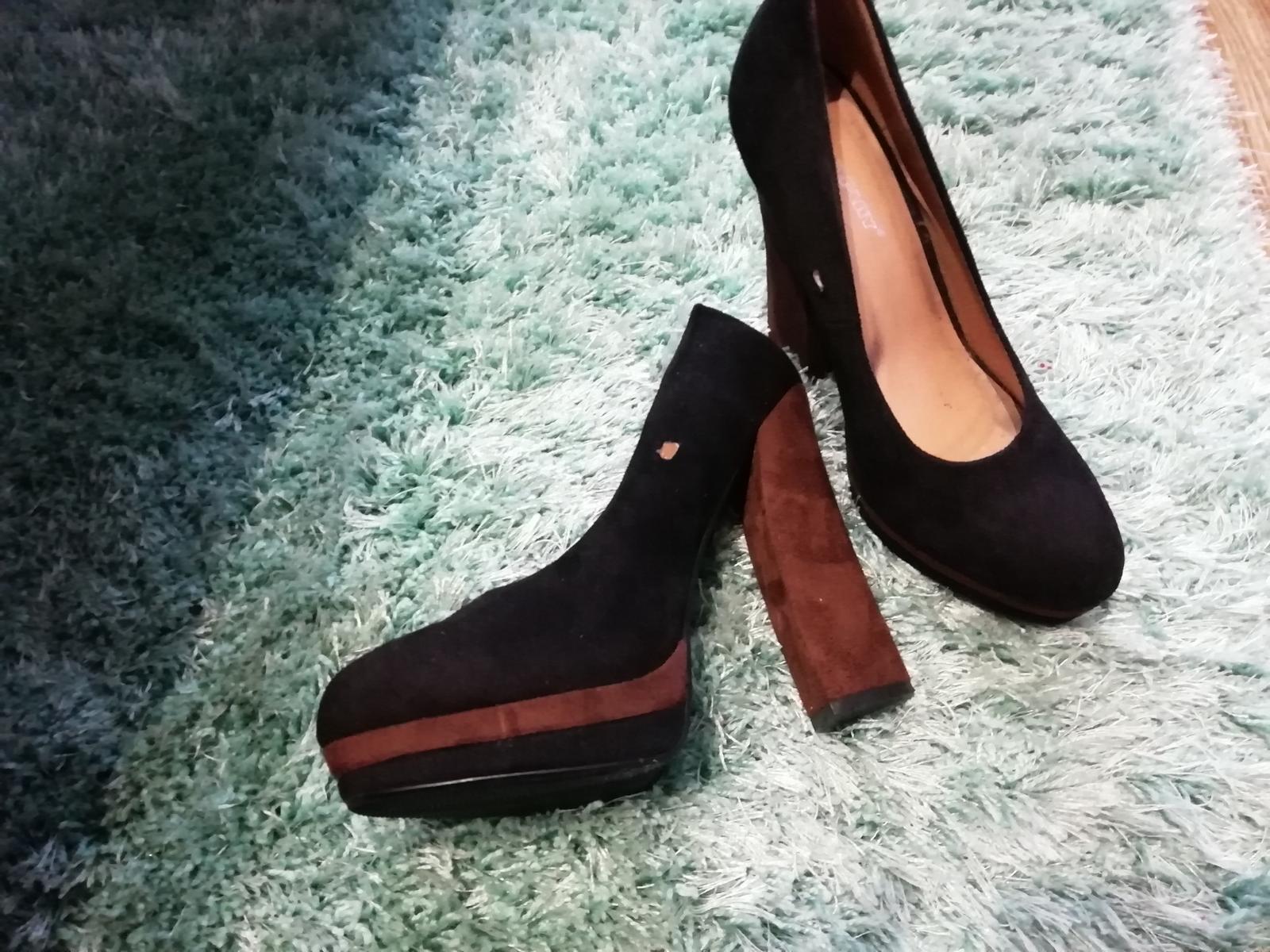 Elegantné topánky  - Obrázok č. 2