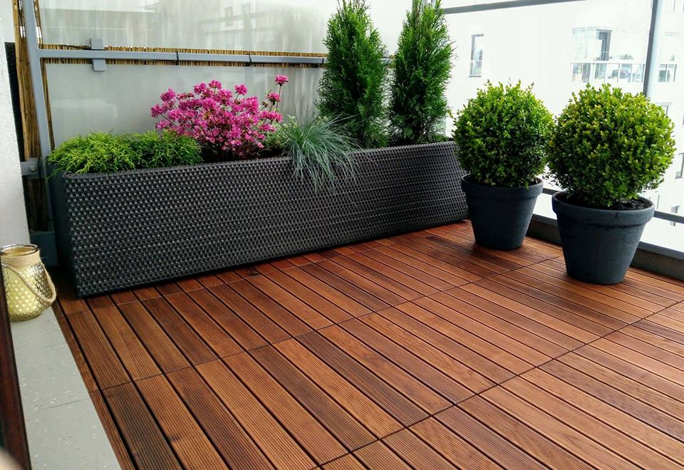 gumi - balkon