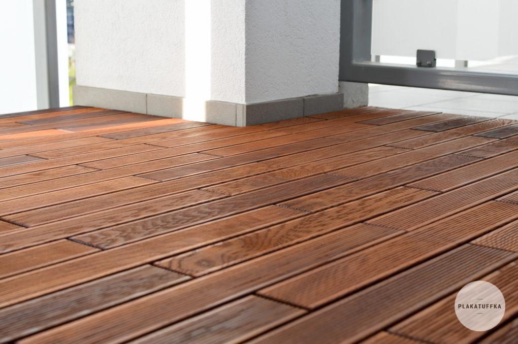 GUMIdeck drevena terasa pre balkon, terasu a hydroizolaciu - Obrázok č. 1