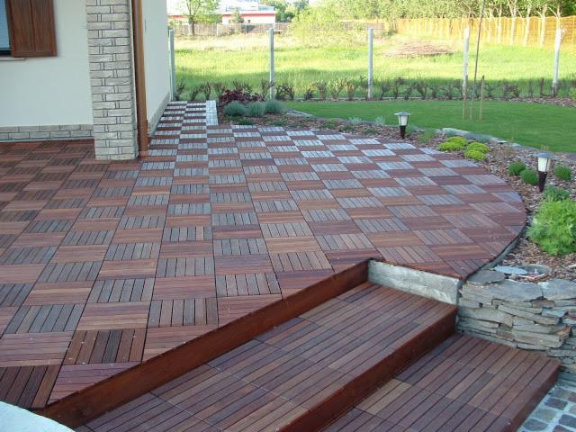 GUMIdeck drevena terasa pre balkon, terasu a hydroizolaciu - Obrázok č. 2