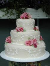 Představa svatebního dortu