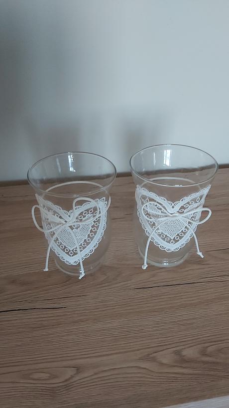 2 vazy s cipkou - Obrázok č. 1