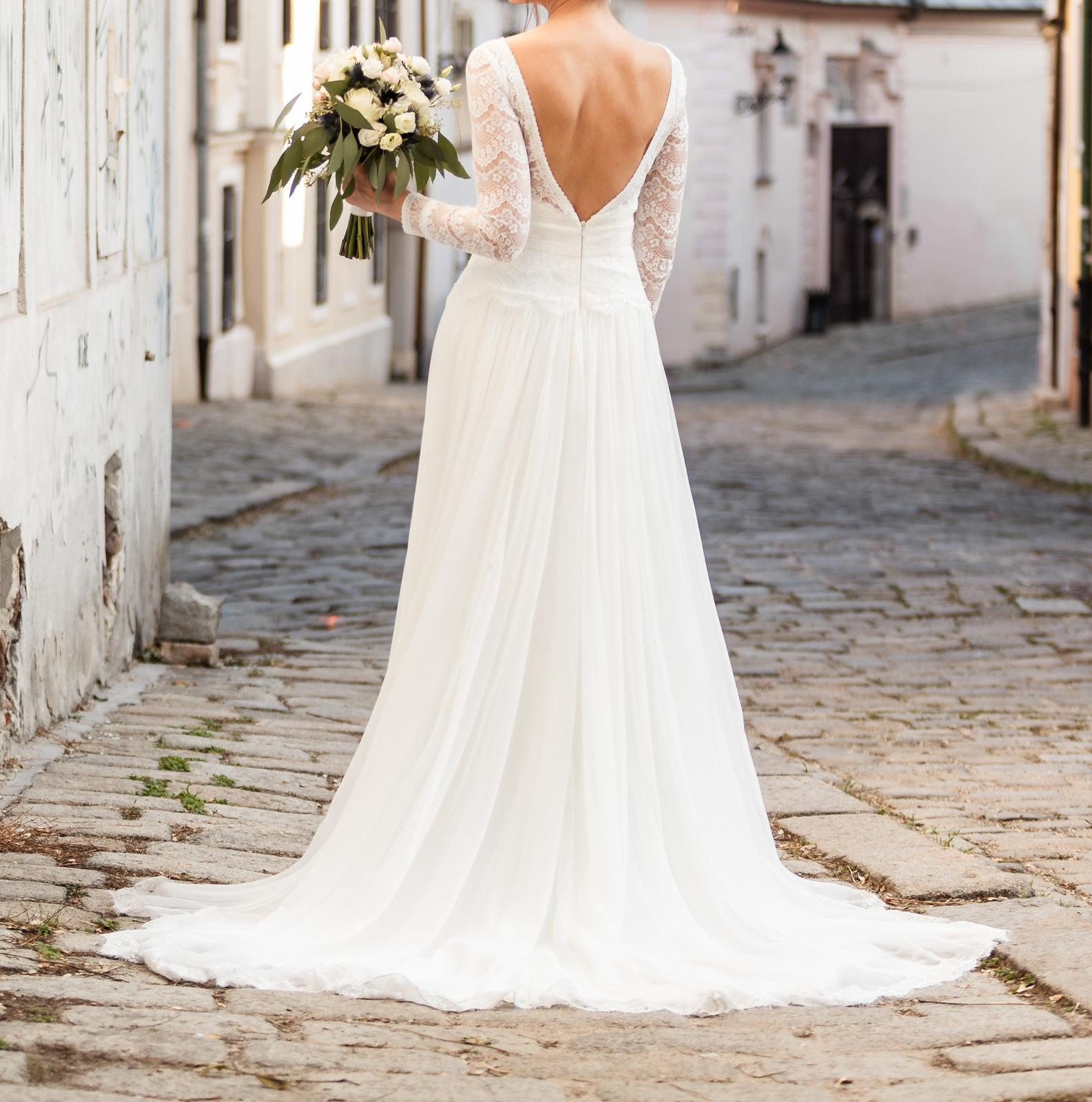Moje svadobné šaty - Obrázok č. 3
