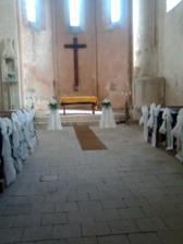 kapli jsme zdobily den dopředu