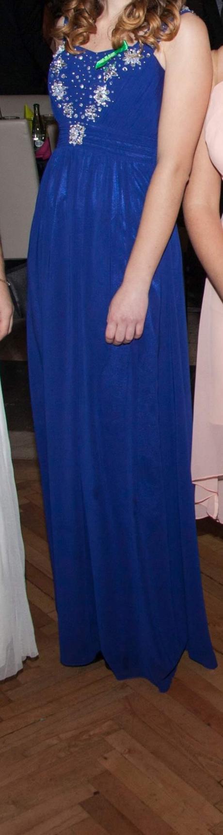 Spoločenské šaty dlhé veľ. 34 - Obrázok č. 4
