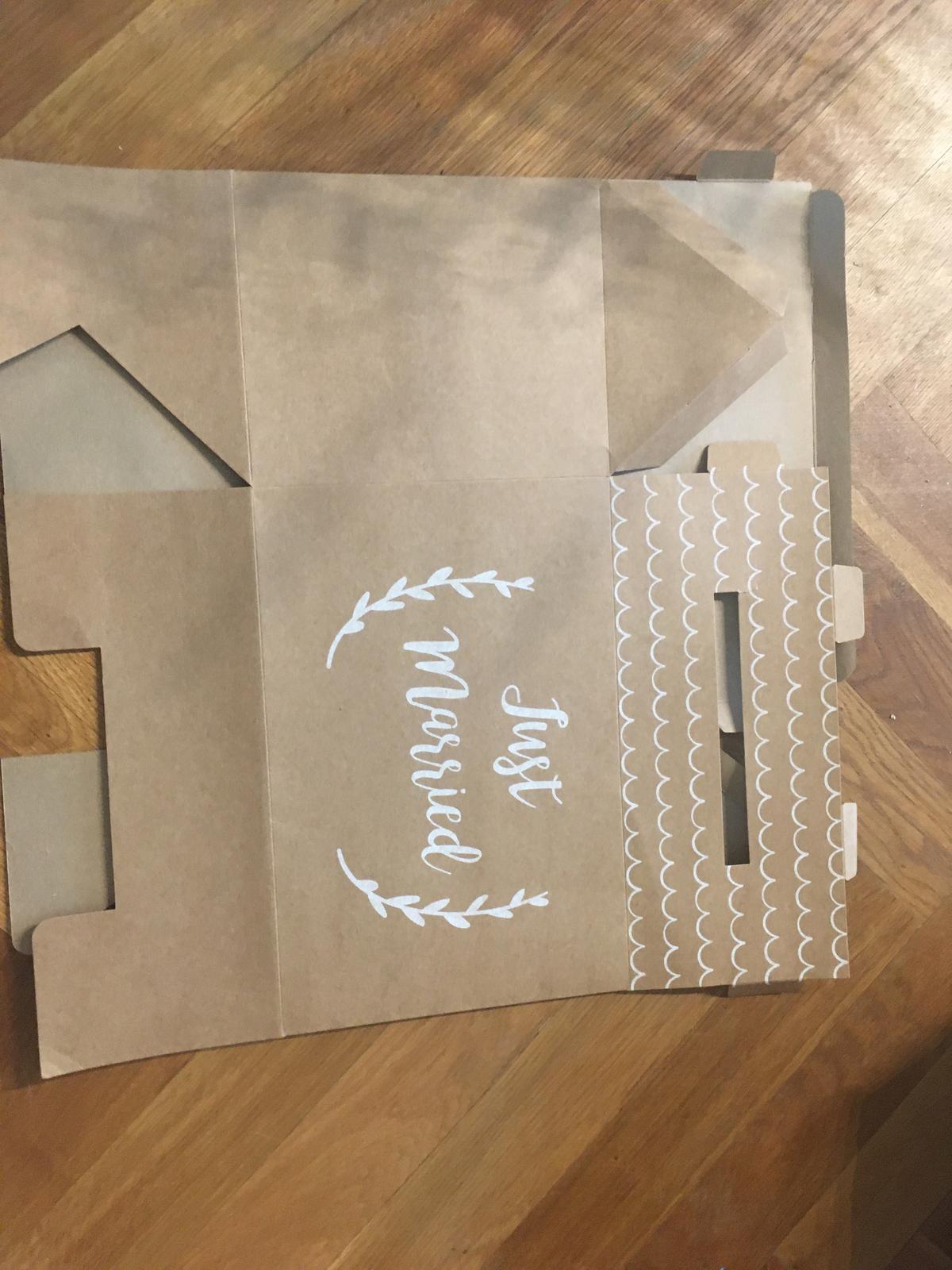krabice na dary - Obrázek č. 1