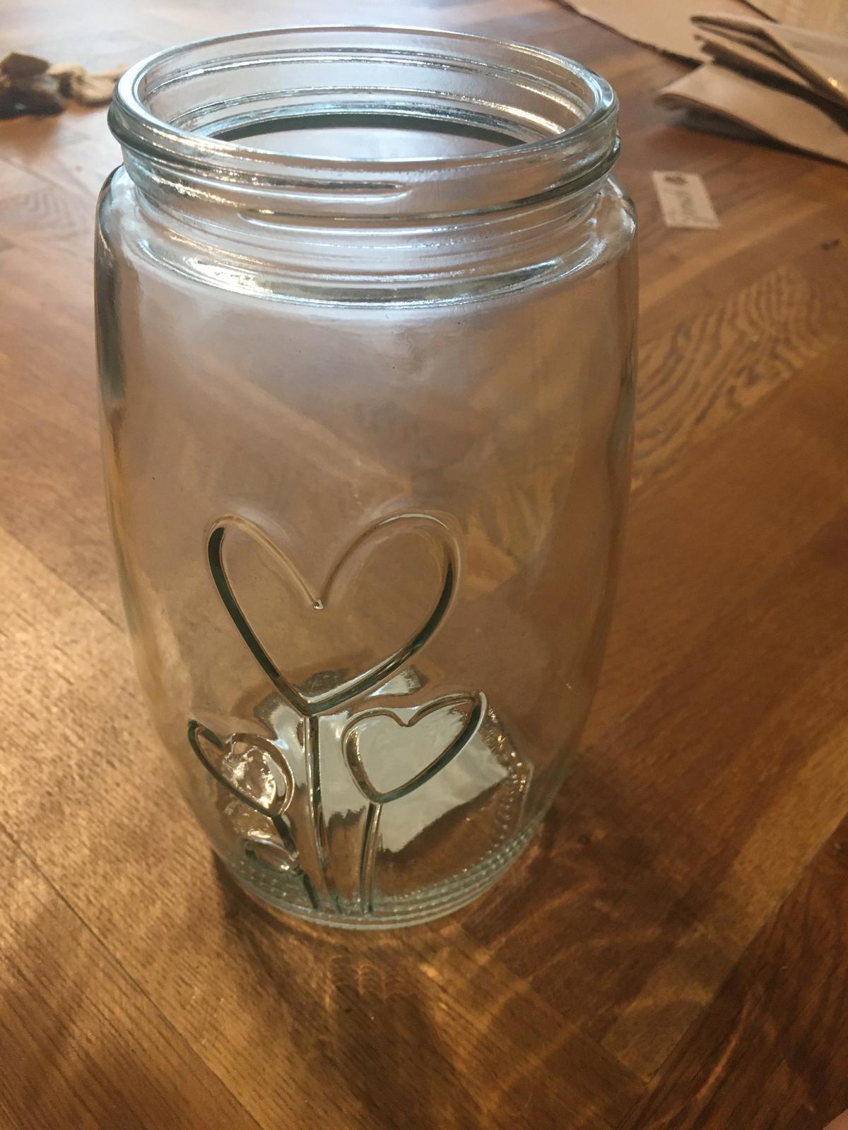 skleněná váza - Obrázek č. 1