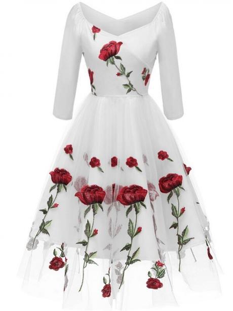 krátké šaty - Obrázek č. 1