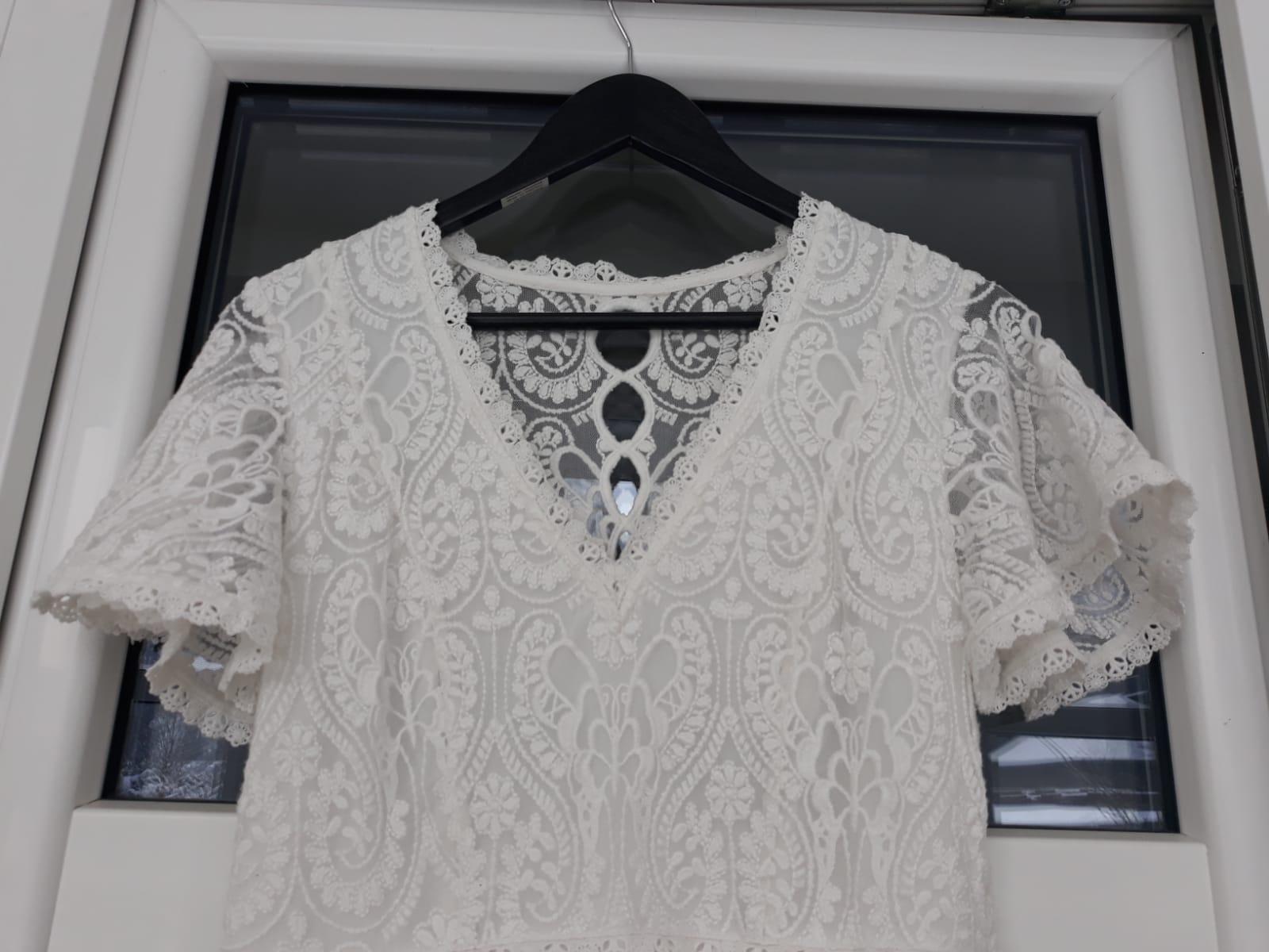 Prodám BOHO svatební šaty - Obrázek č. 1