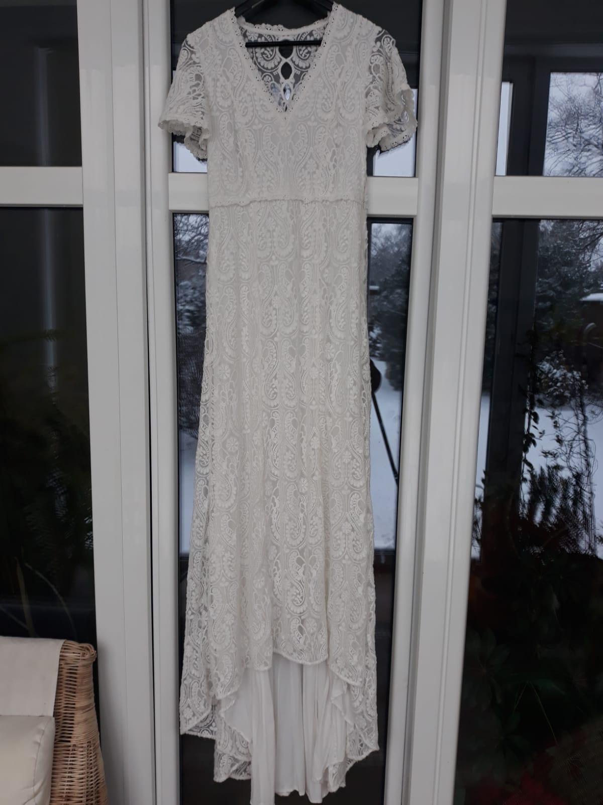 Prodám BOHO svatební šaty - Obrázek č. 2