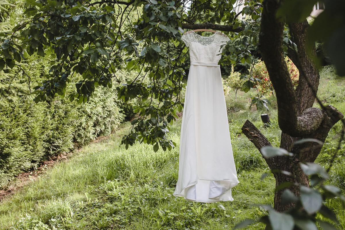 Svatební šaty 34-36 - Obrázek č. 1