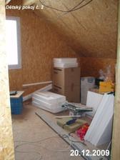 Pokojík č. 2 (bude se dělat později) - zatím menší skladiště