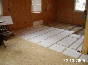 Děláme podlahy