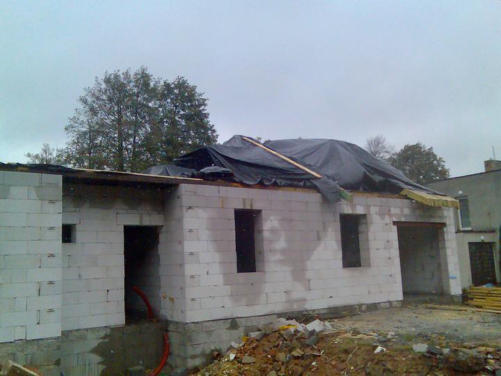 Promočená stavba