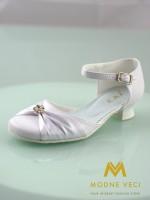 dievčenské biele sandálky na 1.sv. príjmanie 30 - Obrázok č. 1