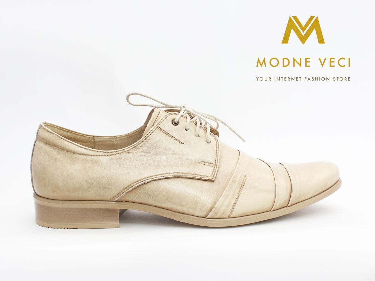 Pánske spoločenské kožené topánky(39-46) - Obrázok č. 2