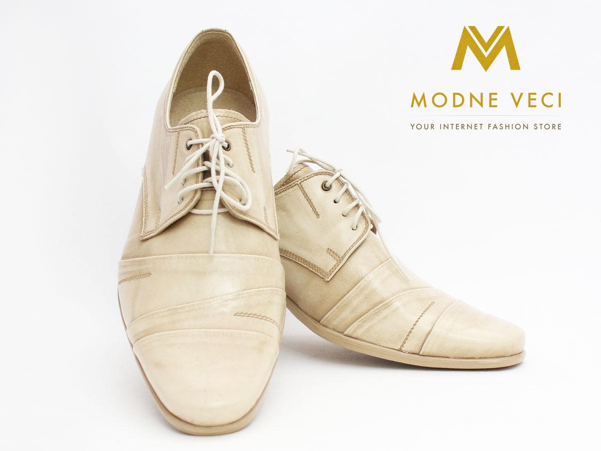 Pánske spoločenské kožené topánky(39-46) - Obrázok č. 3
