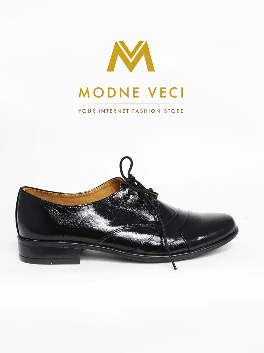 Chlapčenské spoločenské kožené topánky(30-38) - Obrázok č. 1