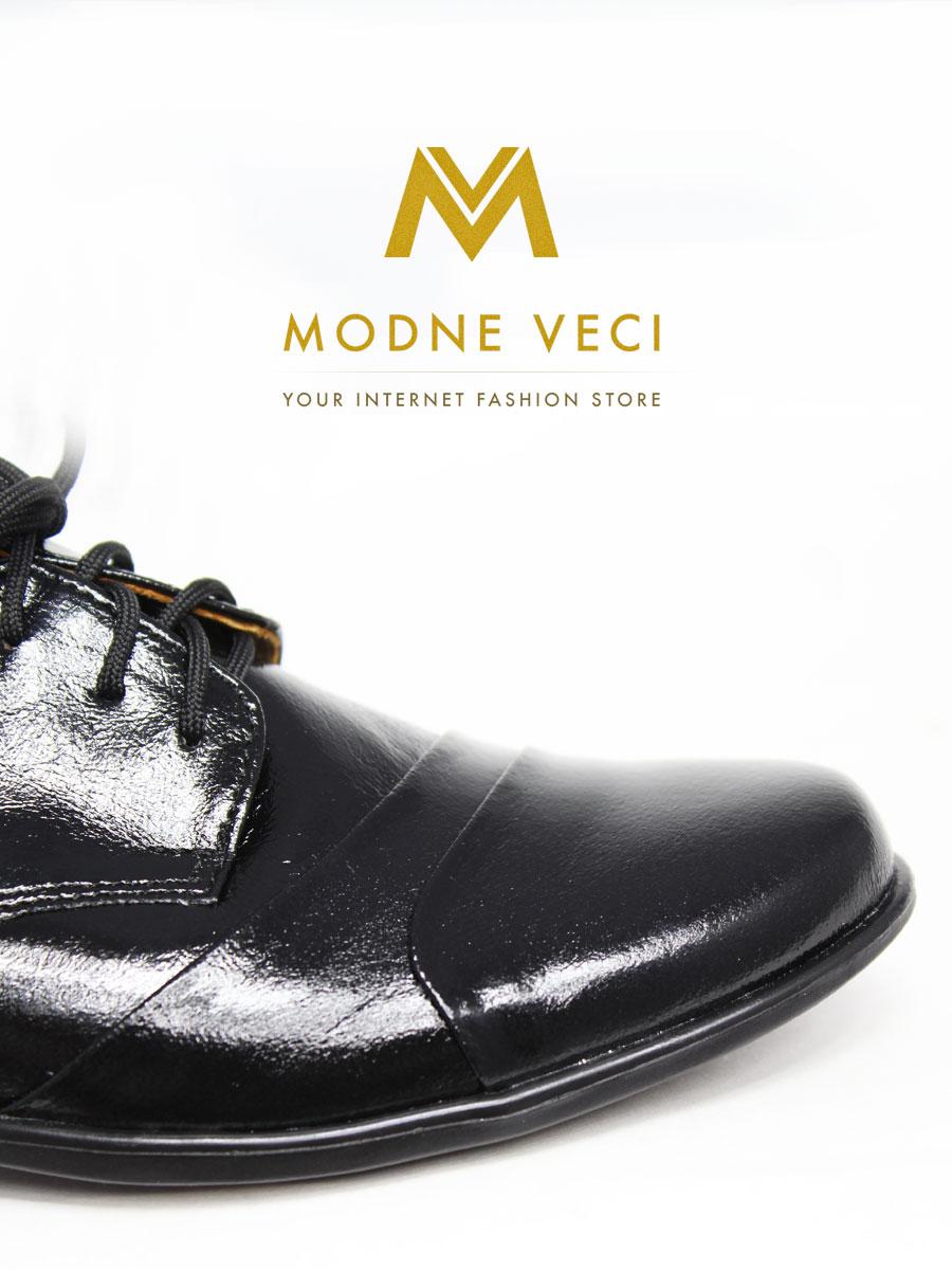 Chlapčenské spoločenské kožené topánky(30-38) - Obrázok č. 3