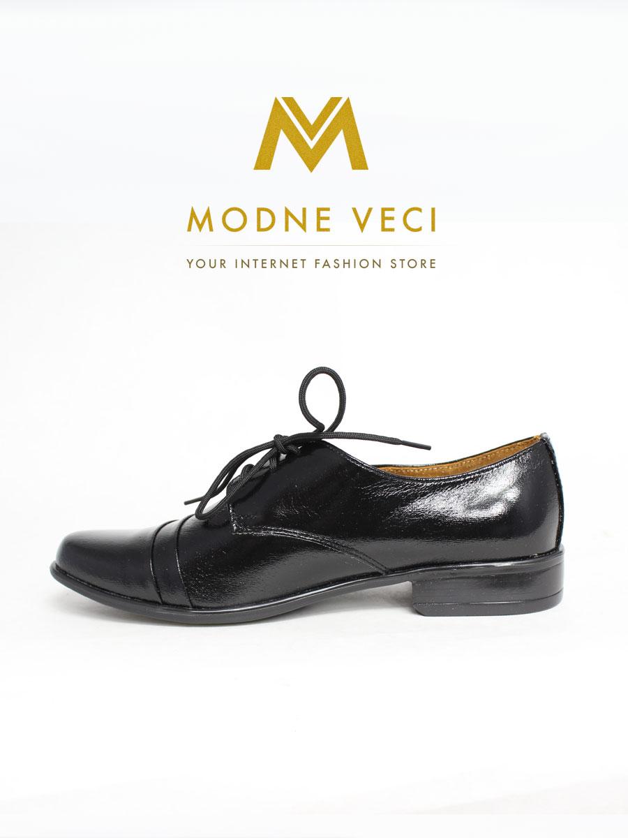 Chlapčenské spoločenské kožené topánky(30-38) - Obrázok č. 4