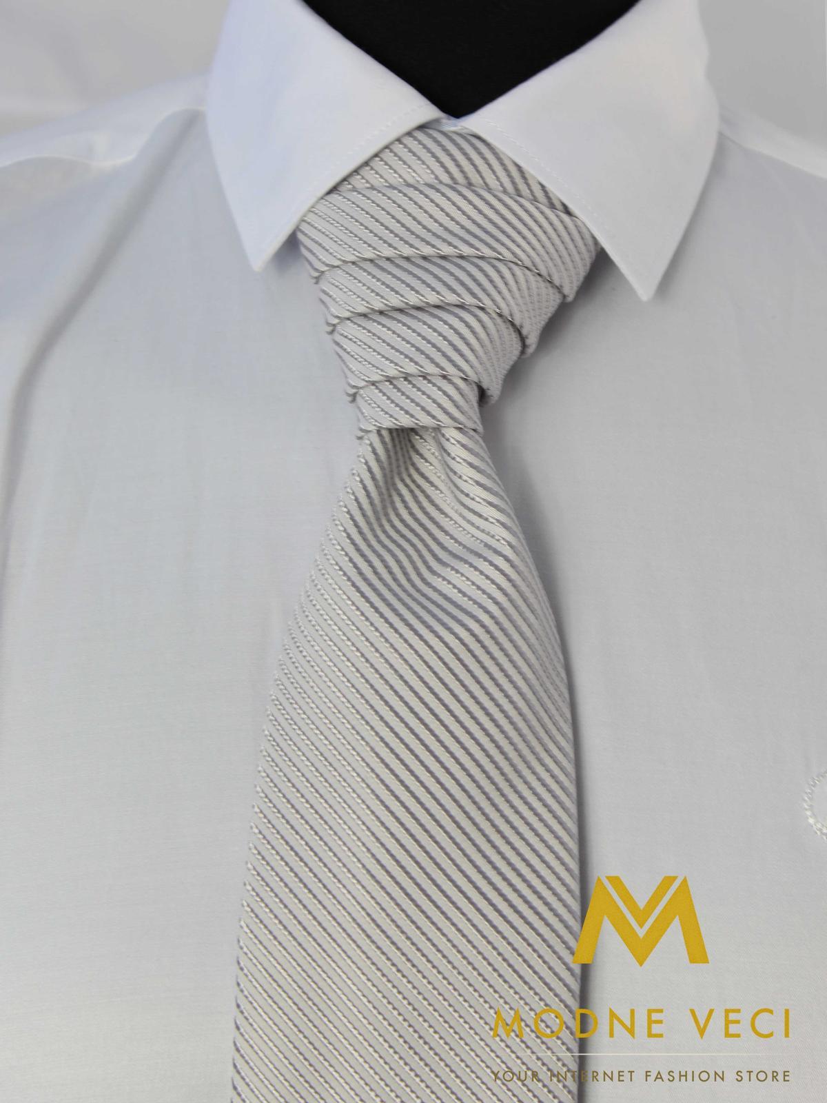 Francúzska kravata skladom model 4 - Obrázok č. 3