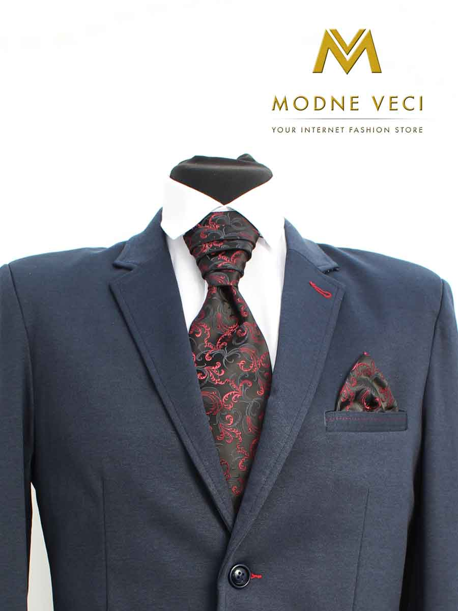 Francúzska kravata skladom model 8 - Obrázok č. 1