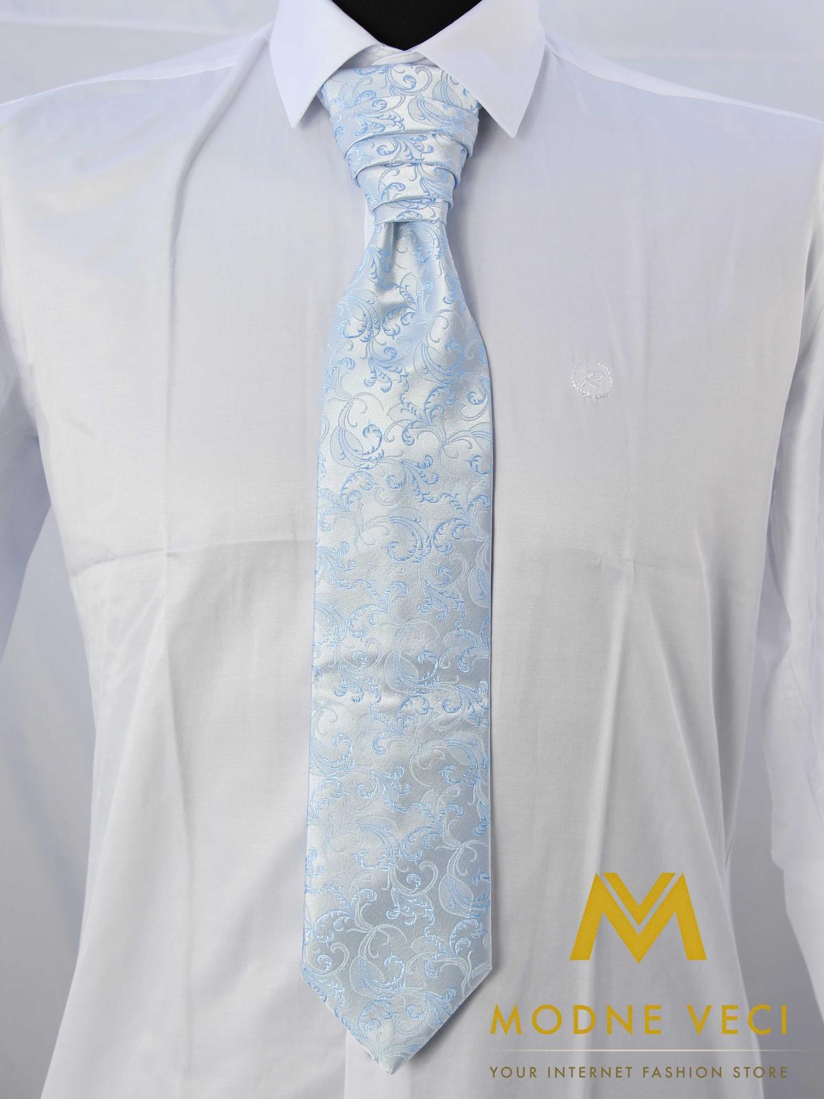 Francúzska kravata skladom model 18 - Obrázok č. 2