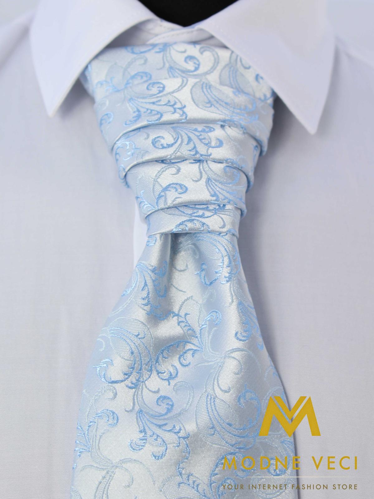 Francúzska kravata skladom model 18 - Obrázok č. 3
