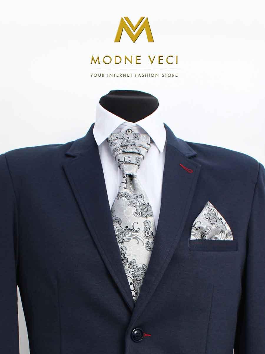 Francúzska kravata skladom model 19 - Obrázok č. 1