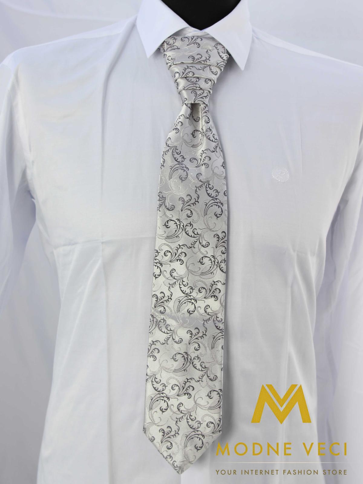 Francúzska kravata skladom model 20 - Obrázok č. 2