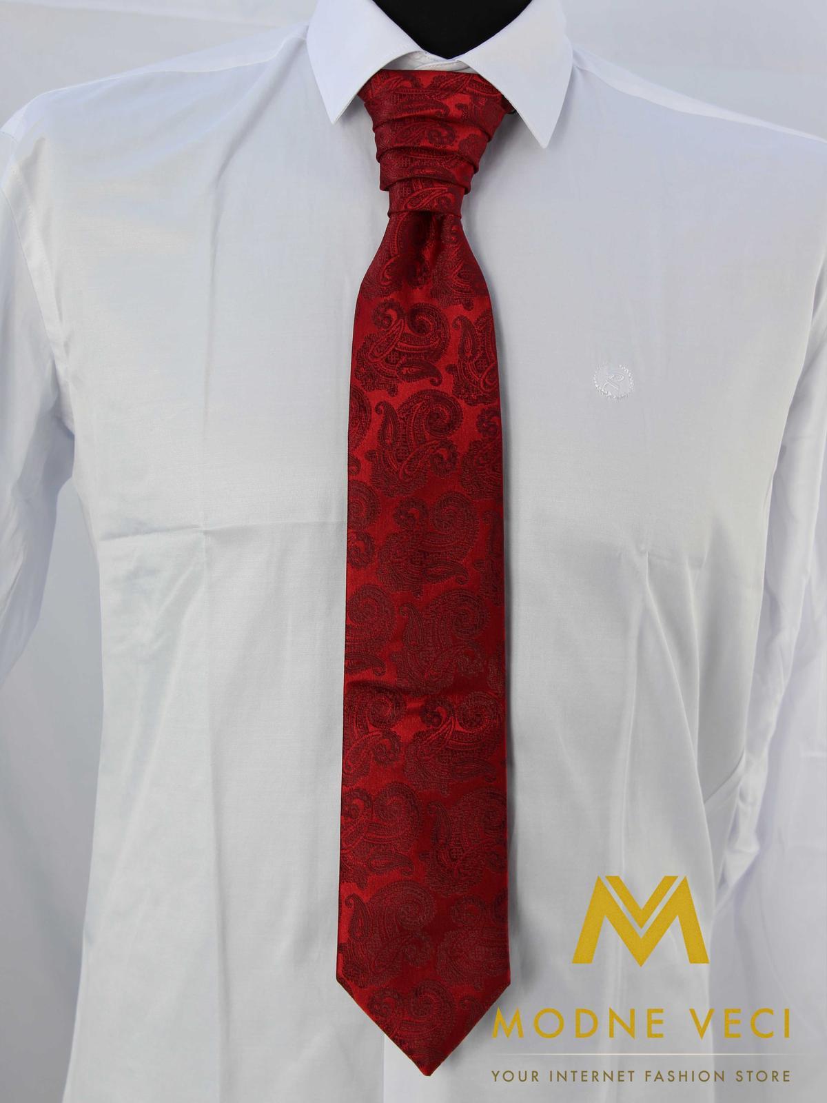 Francúzska kravata skladom model 21 - Obrázok č. 2