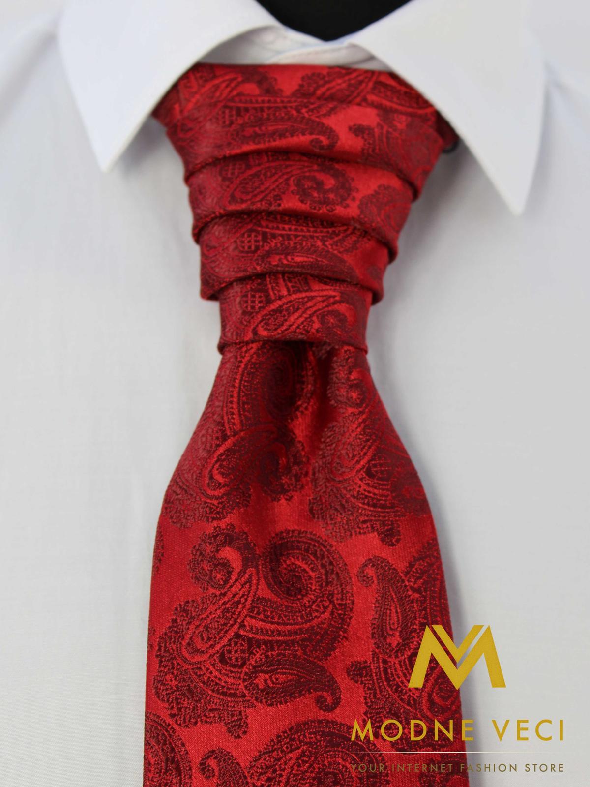 Francúzska kravata skladom model 21 - Obrázok č. 3