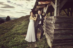 Elegantné svadobné šaty s luxusnou čipkou - Obrázok č. 3