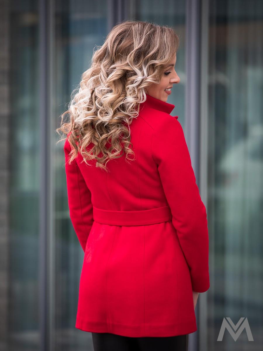 Luxusný dámsky kabát - Obrázok č. 2