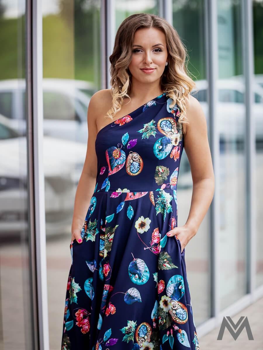 Dámske MAXI šaty - Obrázok č. 3