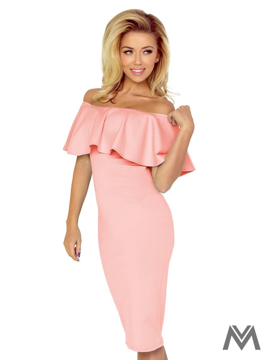 Hispánske šaty 138-8 ružové - Obrázok č. 1