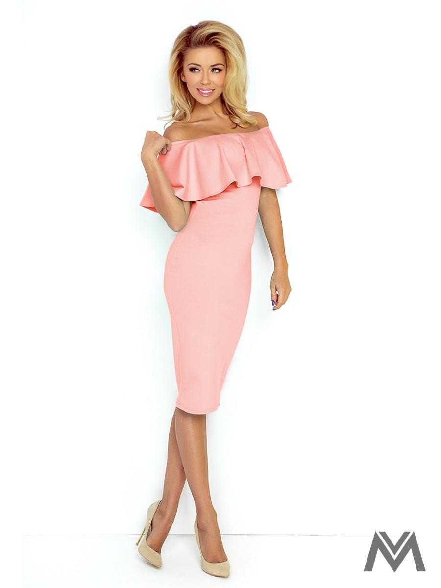 Hispánske šaty 138-8 ružové - Obrázok č. 2