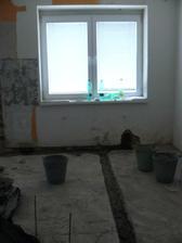 kuchyň dnes - pro nás to bude obývací kout