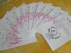 naše svatební noviny :-)