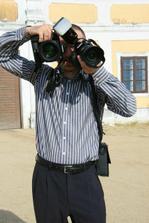 Náš fotograf...