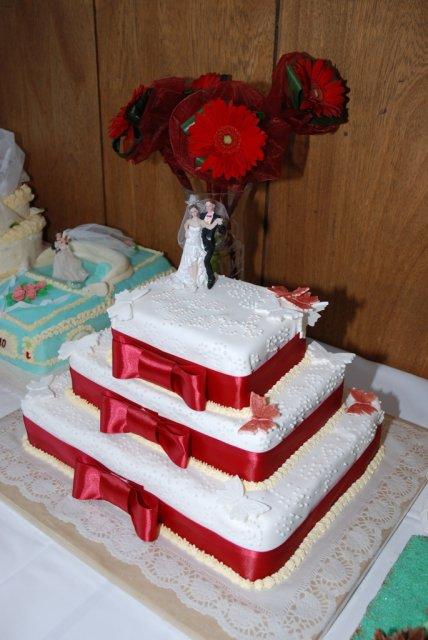 Ivana{{_AND_}}Marek - Naša svadobná torta