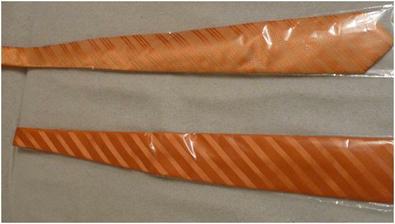 ženichovy kravaty koupené v Jihlavě. Která z nich to bude se uvidí až v osudný den:-)