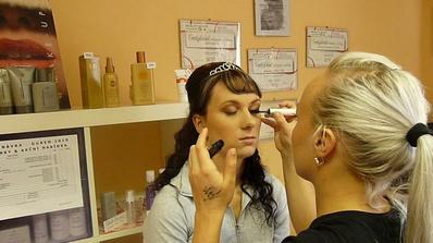 příprava - kosmetika